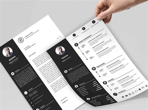 Popular Cv Templates by Personal Resume Template Free Resumekraft
