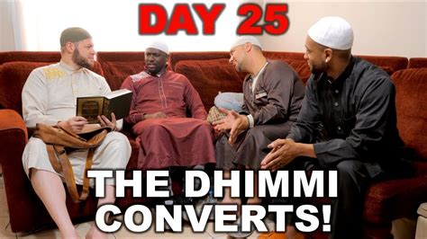 Our Dhimmi Converts To Islam!