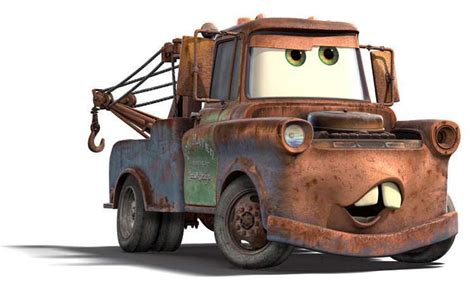 Cars 2 Mater Image by Rejection By A Retarded With Questionable