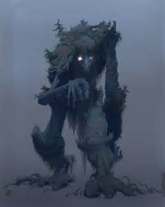 Character and Creature Concept Art