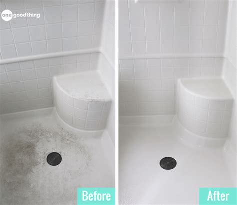 can you shower before spray try this powerful shower cleaner soap scum remover