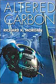 altered carbon richard  morgan  amazon
