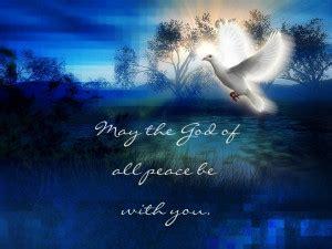 god  peace     abundant life center