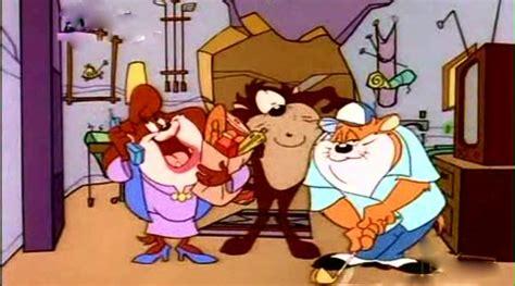 Kaos Warner Bros mondo bizarro forgotten taz mania