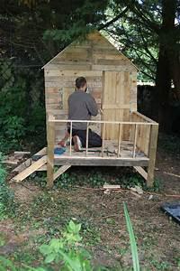Fabriquer Un Abri De Piscine : beau fabriquer un abri de jardin avec des palettes 10 ~ Zukunftsfamilie.com Idées de Décoration