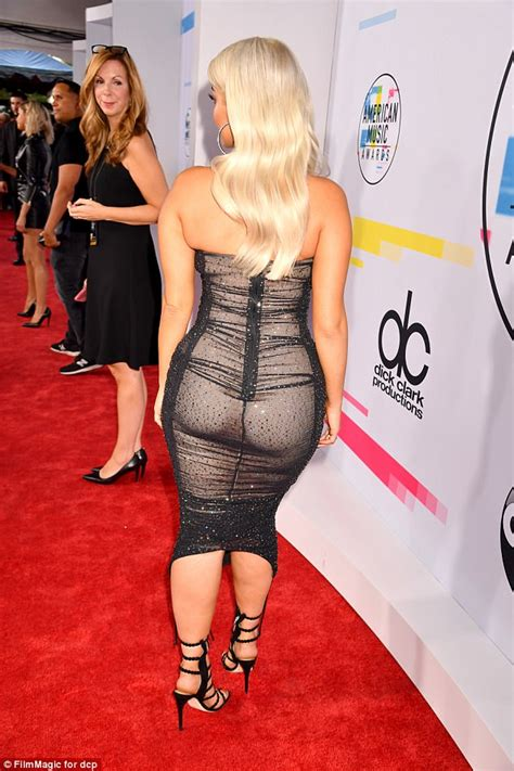 Bebe Rexha Looks Nearly Nude In See-Through Black Dress - FOW 24 NEWS
