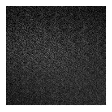 Genesis Ceiling Tiles Home Depot by Genesis 2 Ft X 2 Ft Stucco Pro Black Ceiling Tile 760 07