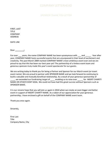 sponsorship thank you letter sponsor thank you letter an effective sponsor thank you 24946 | 5ae6df9f28965f6b1e8d98cb5bd5a4bf
