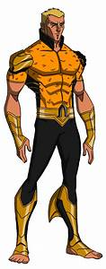 Aquaman YJ style Redesign by silverclone1114261.deviantart ...