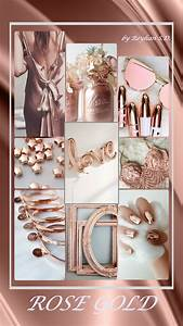 Rose Gold Wandfarbe : 39 39 rose gold 39 39 by reyhan s d rose pinterest farben farbpalette und farbt ne ~ Markanthonyermac.com Haus und Dekorationen