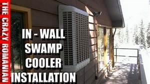 Swamp Cooler Wall Mount Kit