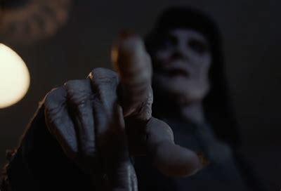 doug jones hands doug jones on the bye bye man guillermo del toro and more