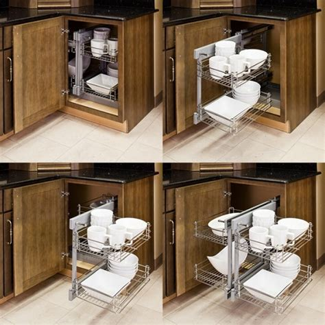 Kitchen cabinet organizers pull out, blind corner kitchen
