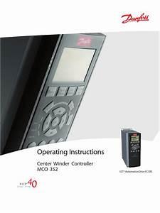 Vlt Fc 300 Operating Instructions