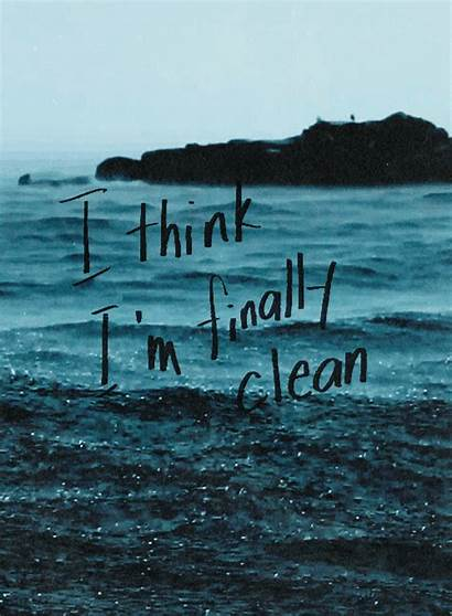 Swift Clean Taylor Quotes Rain Quote Ocean