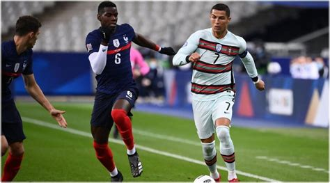 France vs Portugal, UEFA Nations League 2020–21 Video ...