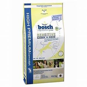Bosch Sensitive Lamm Reis : bosch tiernahrung sensitive lamm reis 15 kg preisvergleich hundefutter g nstig kaufen bei ~ Yasmunasinghe.com Haus und Dekorationen