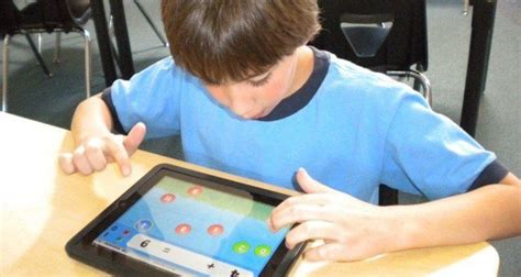 apps tablets  individualize technology