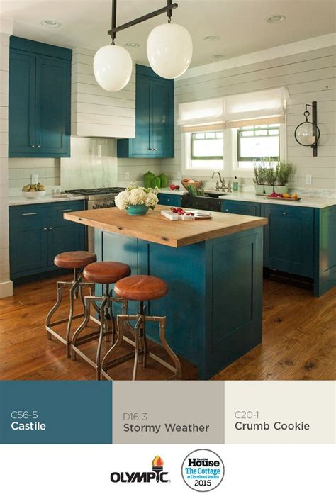 Best 25+ Teal Kitchen Cabinets Ideas On Pinterest  Teal