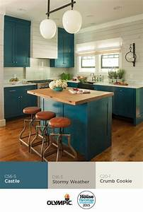 best 25 teal kitchen cabinets ideas on pinterest teal With kitchen cabinets lowes with hand painted metal wall art