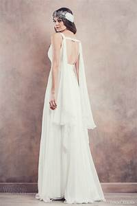 divine atelier 2014 wedding dresses poetica bridal With wedding dress with angel wings
