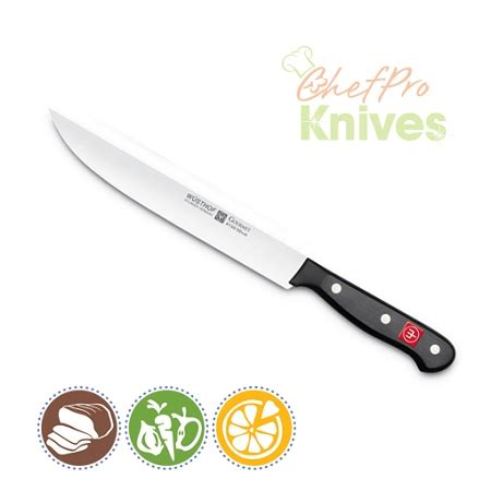 specialty kitchen knives wusthof gourmet kitchen knife 8 quot 4130 20 chefproknives com