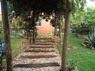 caminos jardines rusticos diseno de jardines en