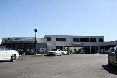 East Bay Bmw Car Dealership In Pleasanton, Ca 94588