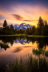 Most Beautiful Images of Nature Sunset