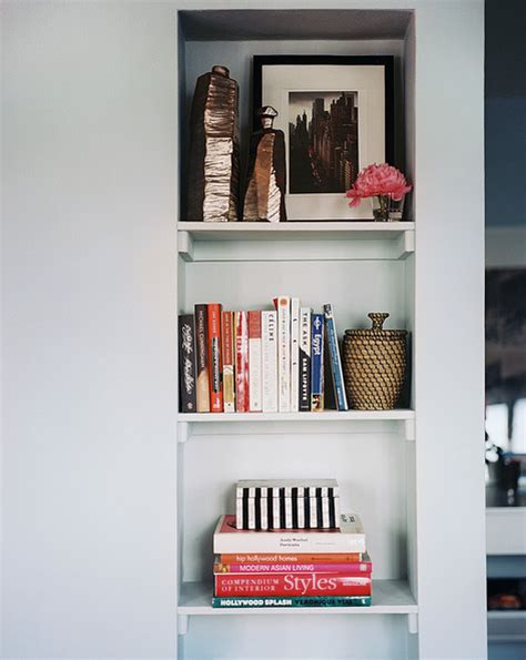 recessed shelves photos 3 of 7 lonny