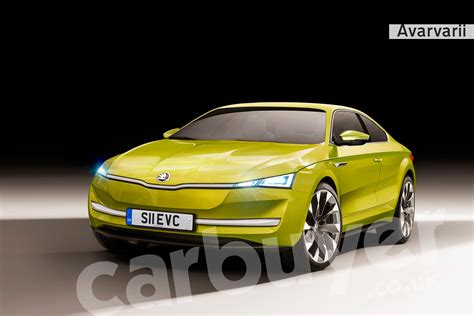 Electric Skoda Sports Car Planned