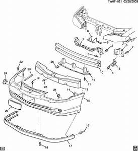 2003 Chevy Monte Carlo Diagram  2003  Free Engine Image For User Manual Download