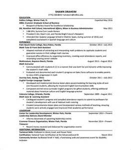 Math Resume Pdf by Tutor Resume Template 11 Free Word Excel Pdf Format