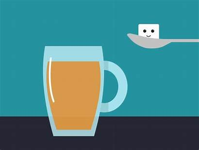 Sugar Overdose Sugarcube Dribbble Animation Icon Copy