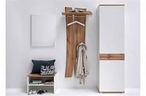 Banc D Entrée : vestiaire banc et armoire d 39 entr e design pour rangement ~ Voncanada.com Idées de Décoration