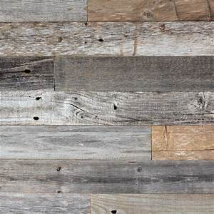 reclaimed barn wood planks farmhouse wall accents by With barn wood plank walls
