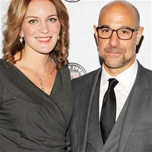 """Stanley Tucci, Felicity Blunt Expecting First Child: """"It's ..."""