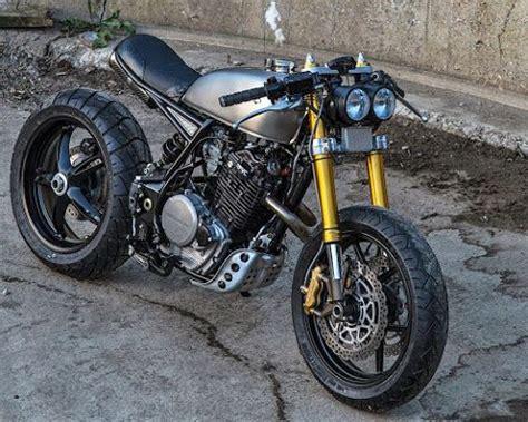 honda xl cafe racer idea  immagine del motociclo