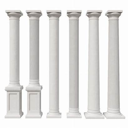 Column Tuscan Type