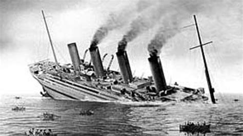 rms olympic sinking the unlucky the fate of hmhs britannic