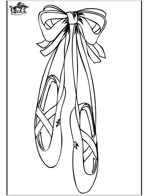 spitzenschuh malvorlagen ballett