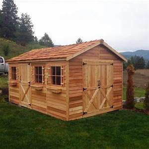 Boathouse, Storage, Shed, Kit, -, 10ft, X, 16ft