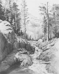 Best Landscape Pencil Drawing Ideas And Images On Bing Find What