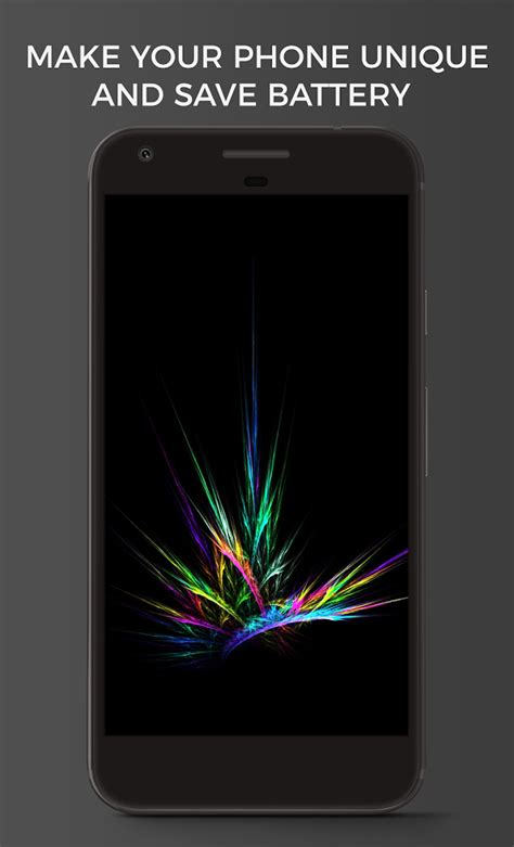 black amoled wallpapers apk  android apps