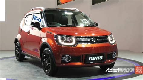 Gambar Mobil Gambar Mobilsuzuki Ignis by Suzuki Ignis Di Iims 2017 Autonetmagz Review Mobil