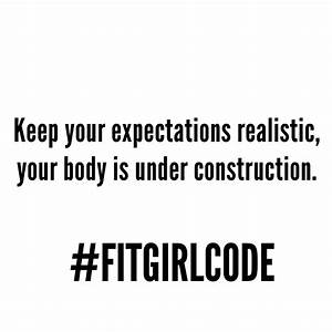 Fitness quotes - Fitgirlcode