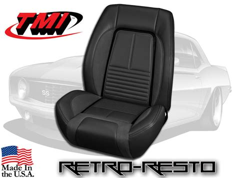 Upholstery Kit by 1967 Chevy Camaro Deluxe Sport R Seat Upholstery Kit