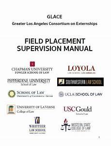 Glace Supervisors Manual 2017