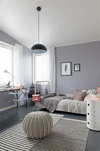 zrobieni na szaro pokoj nastolatki ladne rzeczy With nice couleur gris taupe peinture 13 bureau chambre adulte armoire bureau ikea decor ikea