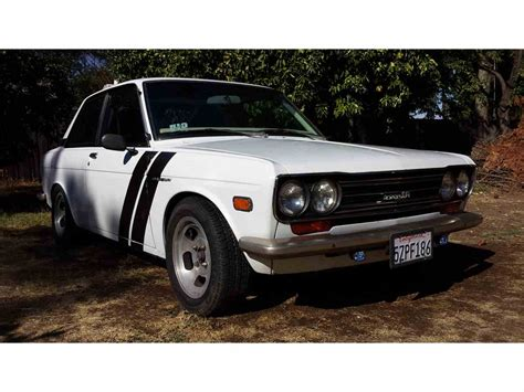 Datsun 510 For Sale by 1970 Datsun 510 For Sale Classiccars Cc 599026